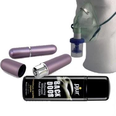 Tous les accessoires pour accompagner votre poppers