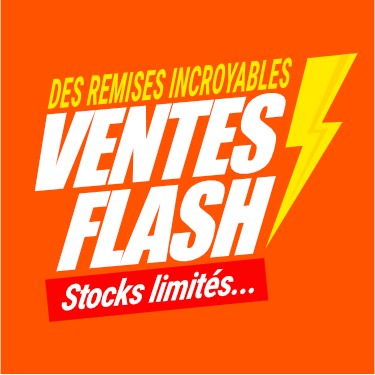 Pomotions poppers - Ventes flash